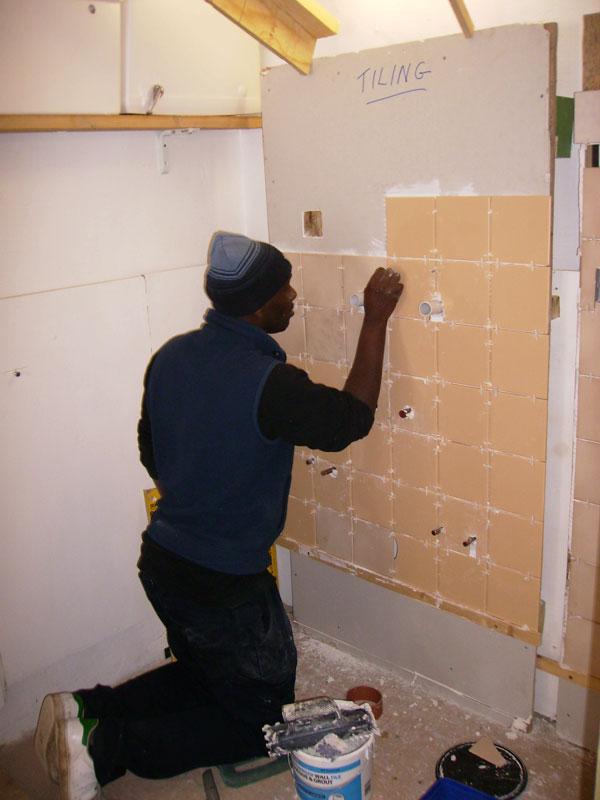 Tiling Course Basic Basic Plumbing Course